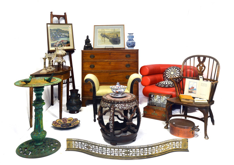 Online Auction, Saturday 27th June at 11am